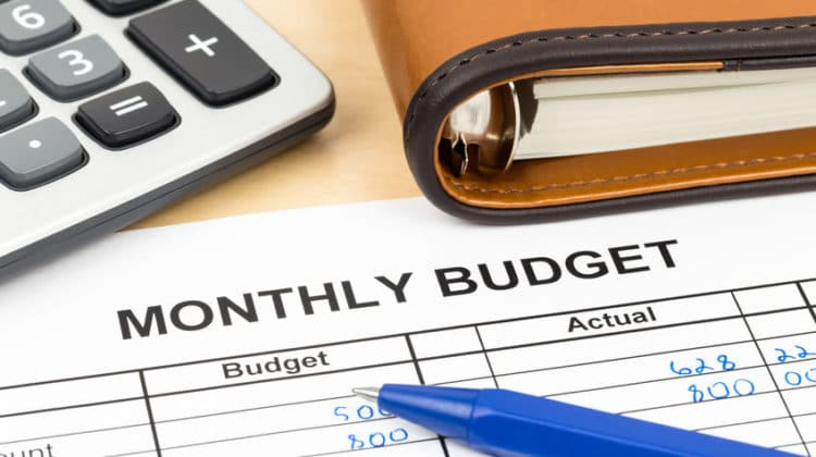 a budget checklist for entrepreneurs