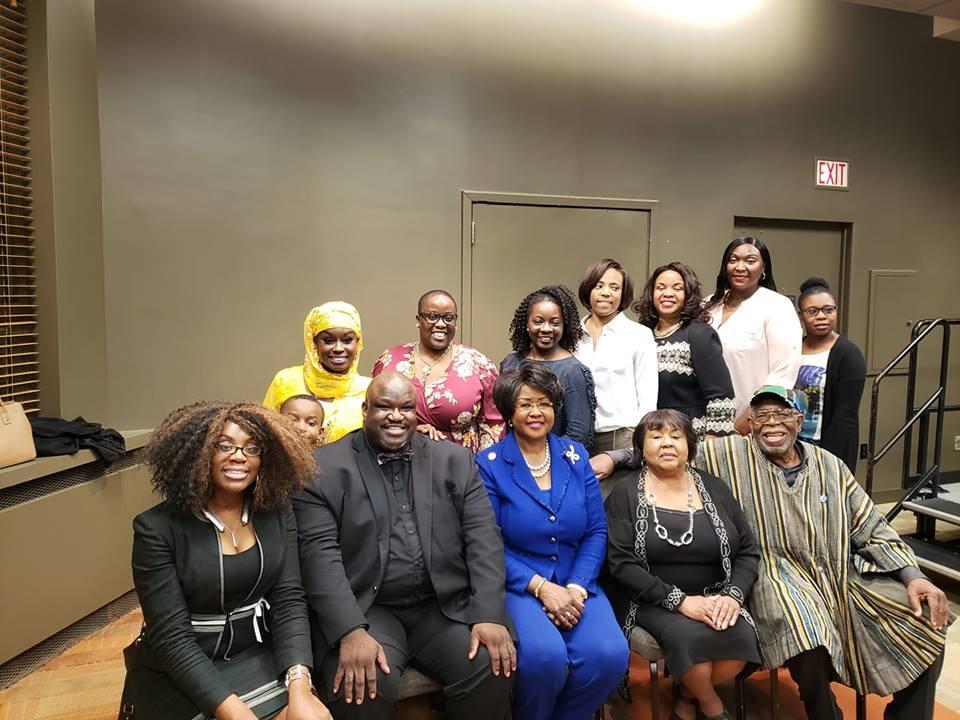 Global African Business Association Team