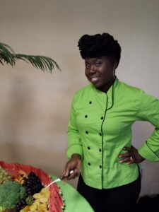 Gift Isiakpere, Founder of Fruit Fantasy