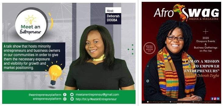 Meet an Entrepreneur & AfroSwag