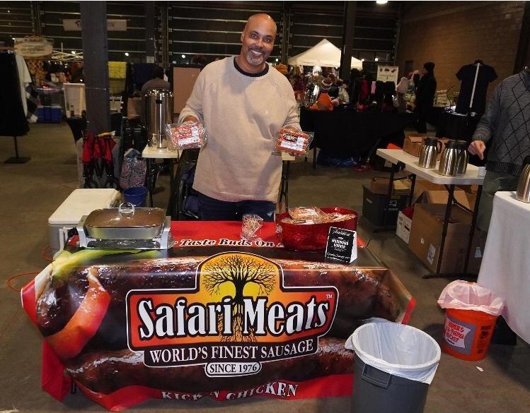 Max Doggett, Founder of Safari Meats, World's Finest Chicken