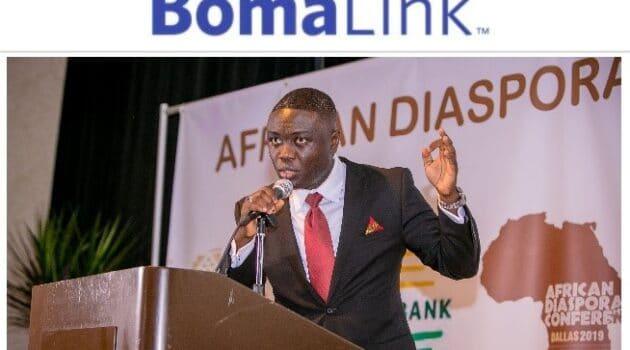 Shola Salako - Founder of BomaLink