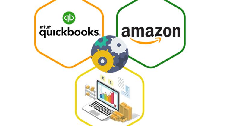 quickbooks announces integration with amazon