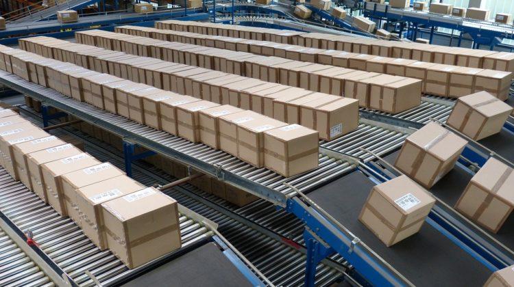 Conveyors in Material Handling