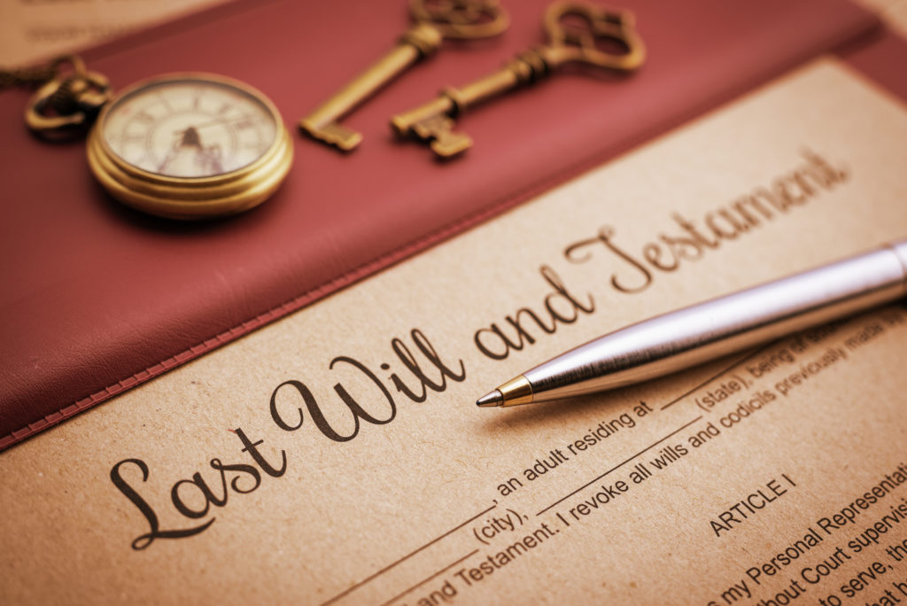 last will and trust attorney